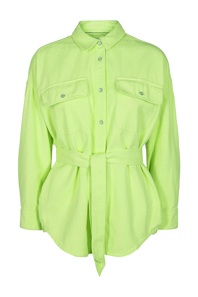 CO'COUTURE NEON DENIM 95194 Neon Green