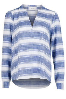 NEO NOIR JULIE BIG STRIPE 151174 Blue