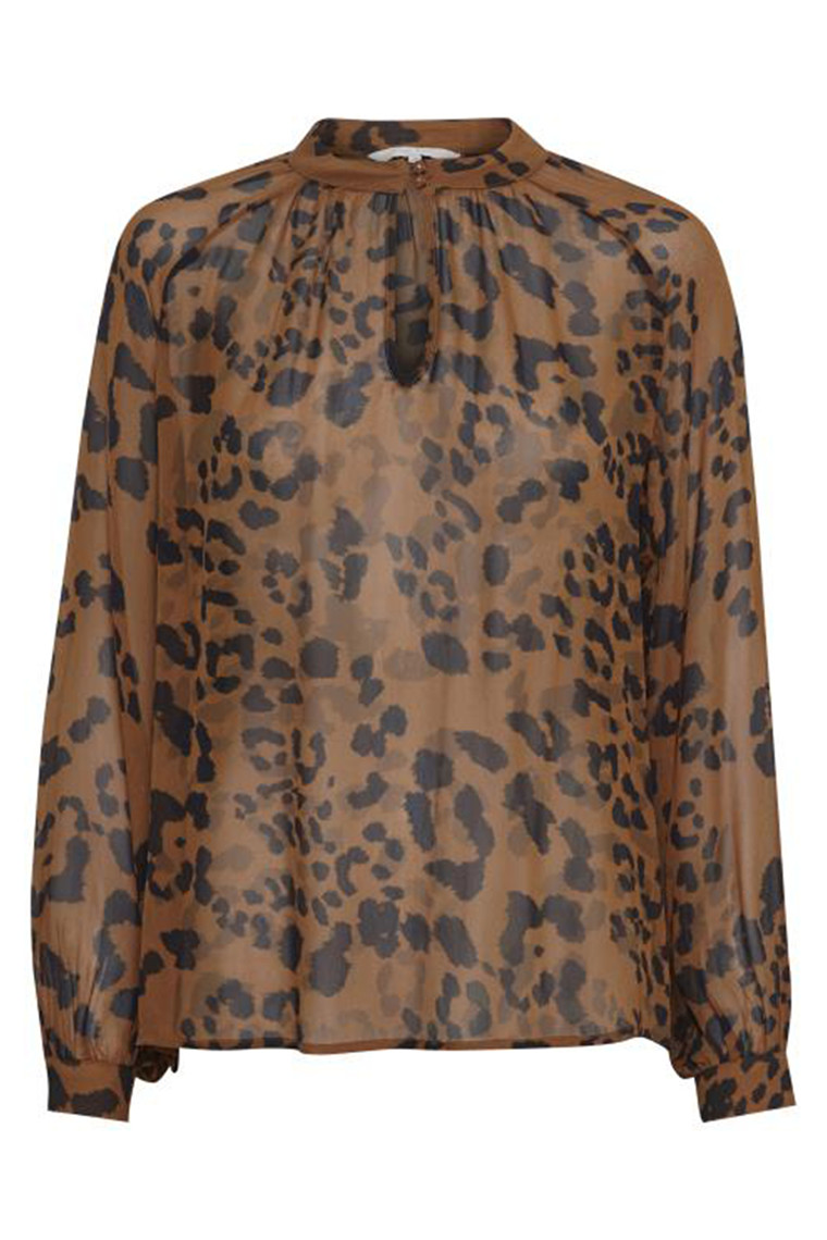 PART TWO 30304457 Leopard Print, brown.
