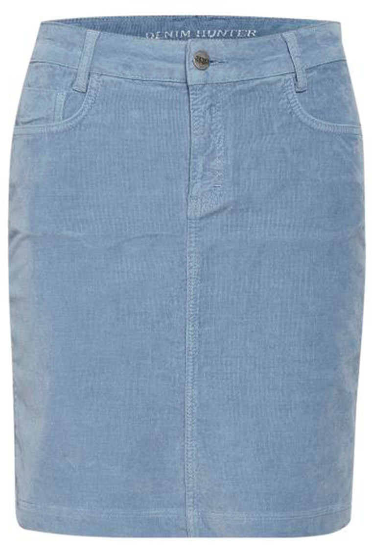 DENIM HUNTER 10702473 Molly Skirt Ashley blue