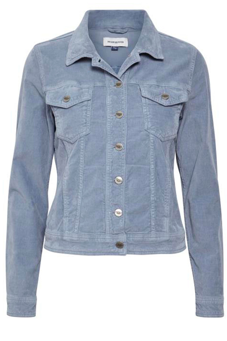 DENIM HUNTER 10702542 Molly Jacket Ashley blue