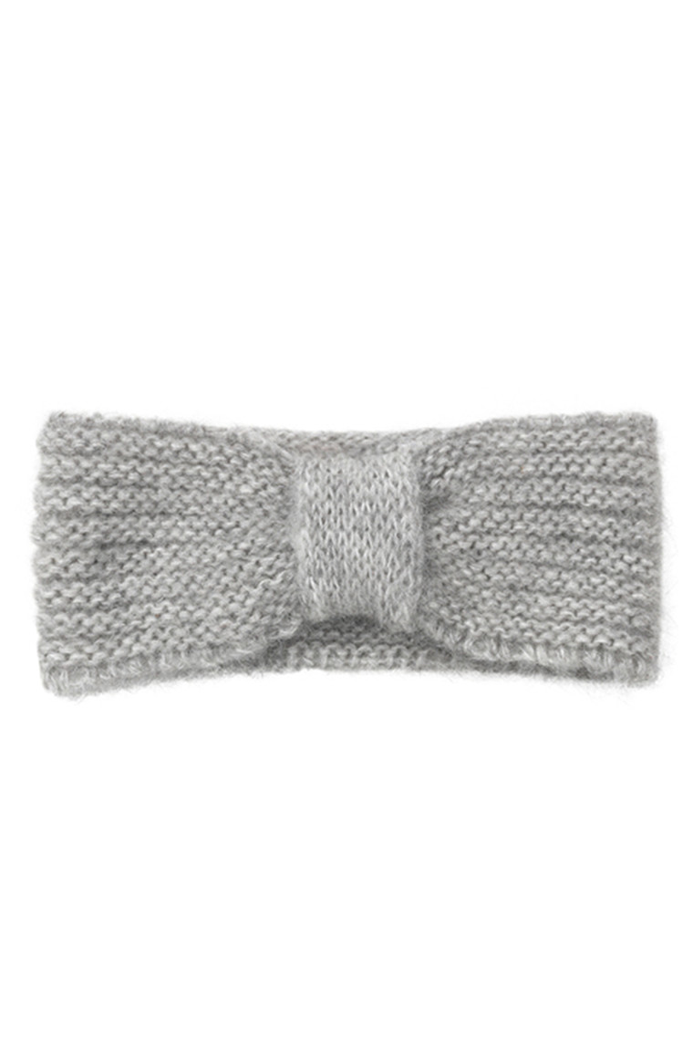 BECK SØNDERGAARD LINA HEADBAND 1907706008 Light Grey Melange