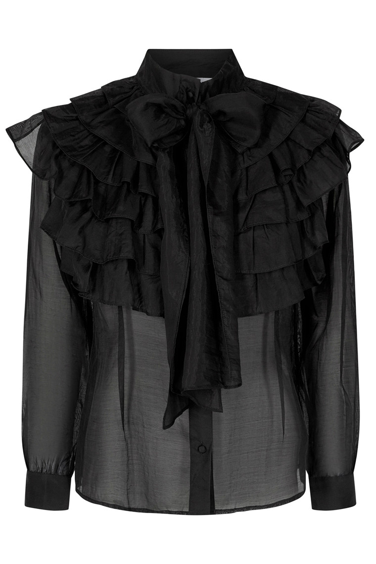 CO'COUTURE JADE JAGGER FRILL 95216 SORT