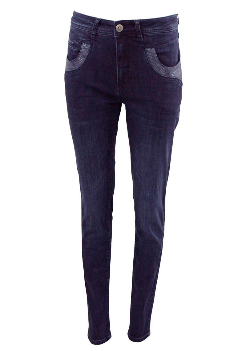 2-BIZ TYLON Dark Denim