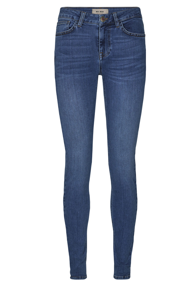 MOS MOSH Alli Core Luxe Jeans 132341 Blue