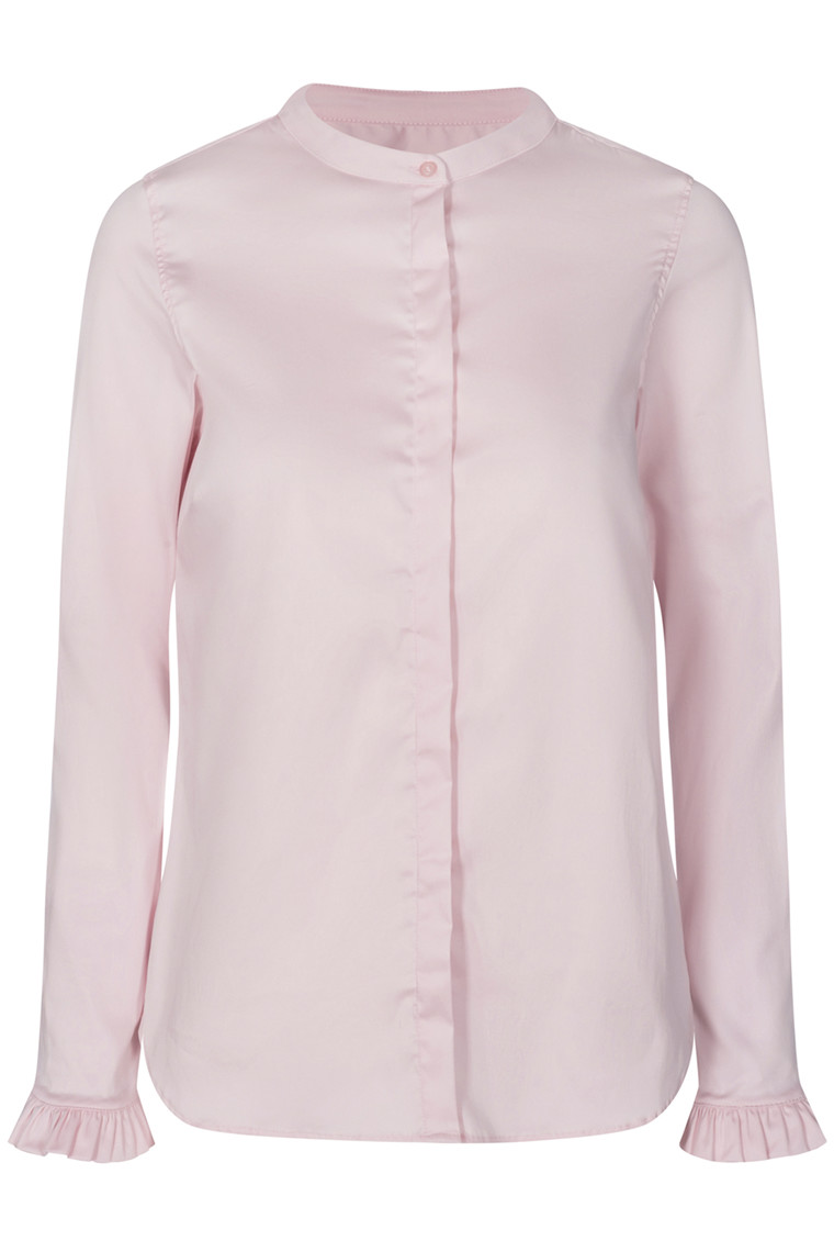 MOS MOSH Mattie Sustainable Shirt 131731 SOFT ROSE