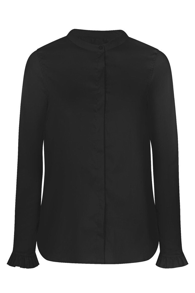 MOS MOSH Mattie Sustainable Shirt 131731 Black
