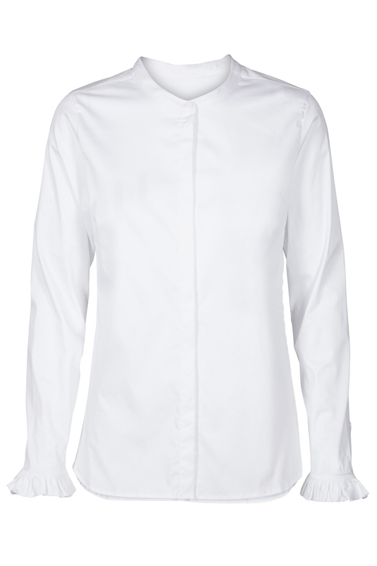 MOS MOSH Mattie Sustainable Shirt 131731 White