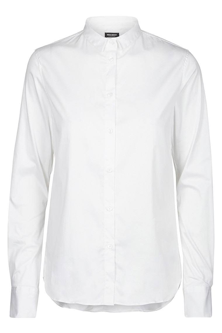 MOS MOSH Tilda Sustainable Shirt 131700 White