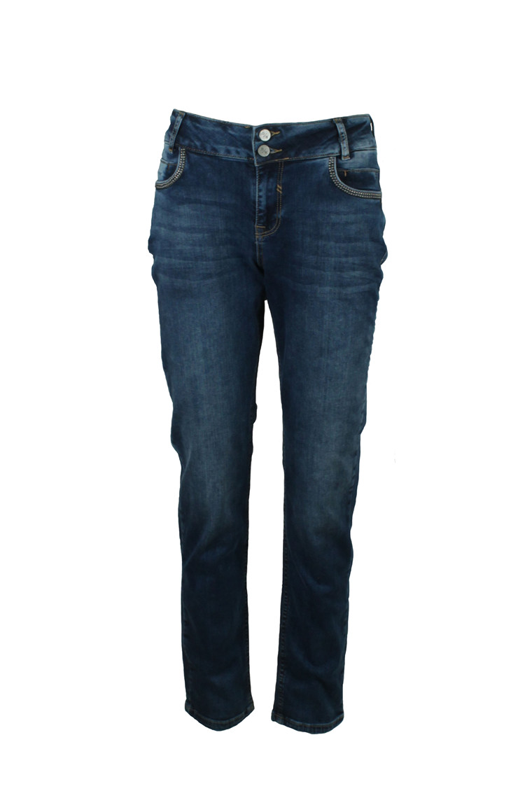 DENIM HUNTER 10702703 Medium Blue Wash