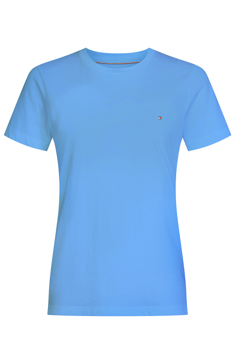 TOMMY HILFIGER NEW CREW NECK 27735 Blue