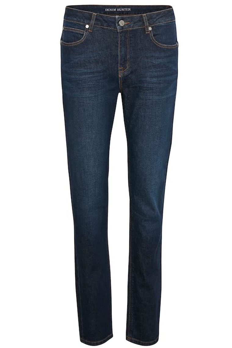 DENIM HUNTER Elly 10702600 Dark Denim Washed