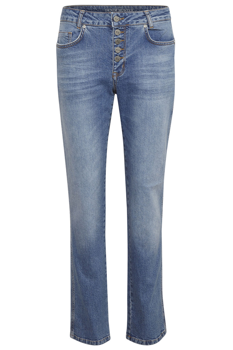DENIM HUNTER Elly high custom 10702711 Vintage Wash