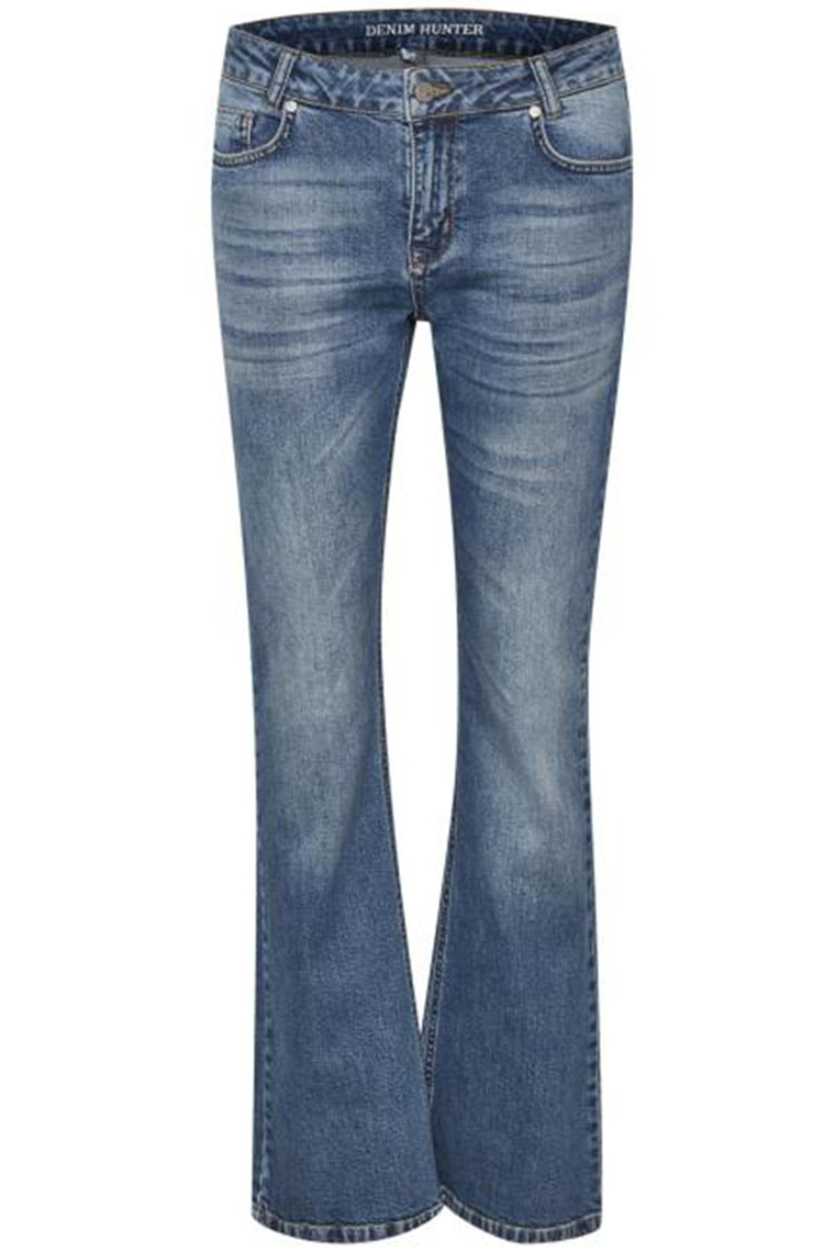 DENIM HUNTER Elly Bootcut Custom 10702915 Vintage Wash