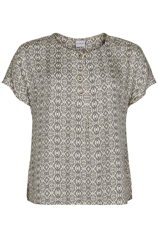 Bluse, Grøn lang bluse kjole top, – dba.dk – Køb og Salg af