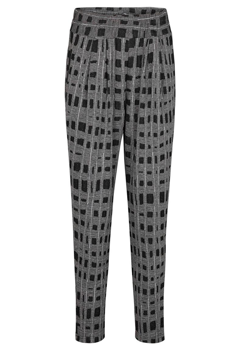 TRINE KRYGER SIMONSEN 185015 grey/black