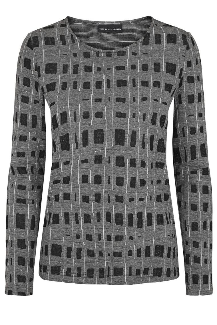 TRINE KRYGER SIMONSEN 185240 grey/black