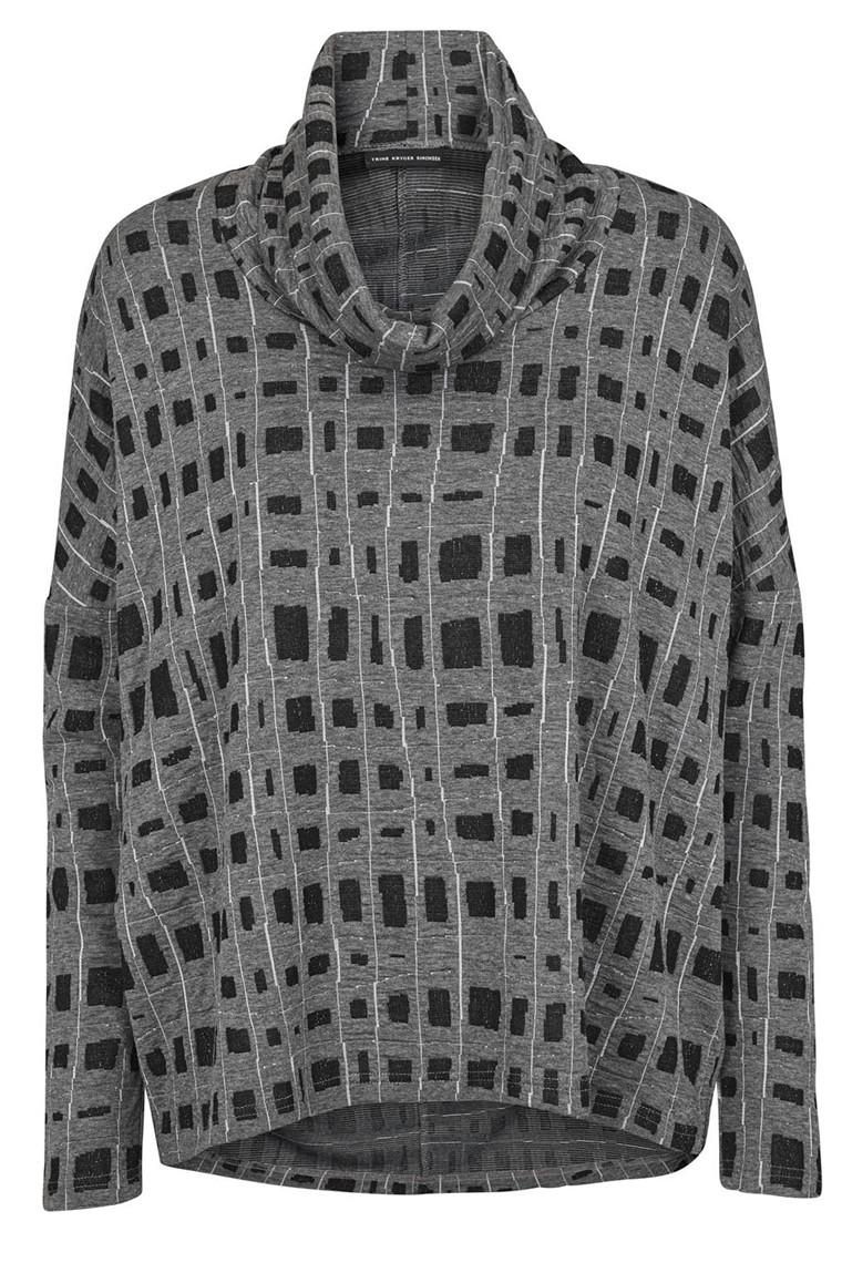 TRINE KRYGER SIMONSEN 185250 grey/black