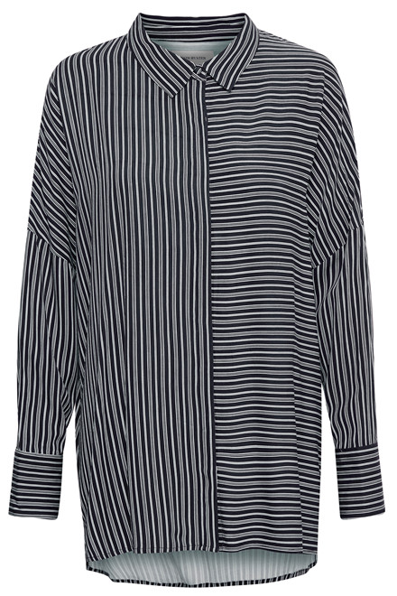 DENIM HUNTER 10702045 Navy shirt
