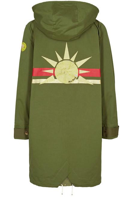 MOS MOSH CASSIE PARCA 126420 ARMY