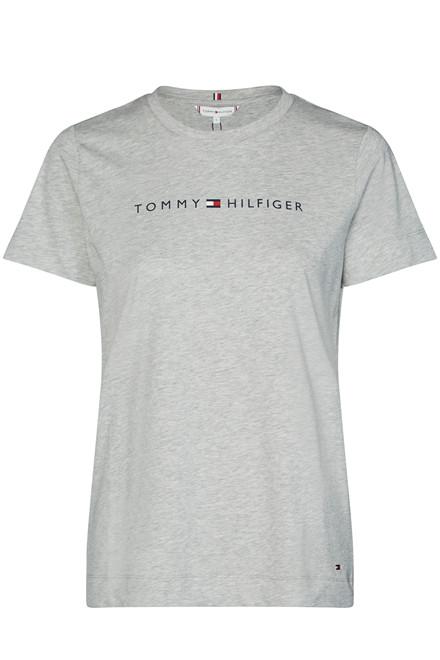 TOMMY HILFIGER TH ESS HILFIGER CREW 25281 Light Grey Melange