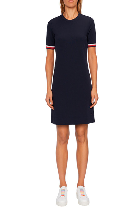 TOMMY HILFIGER THEA C-NK 24579 Navy