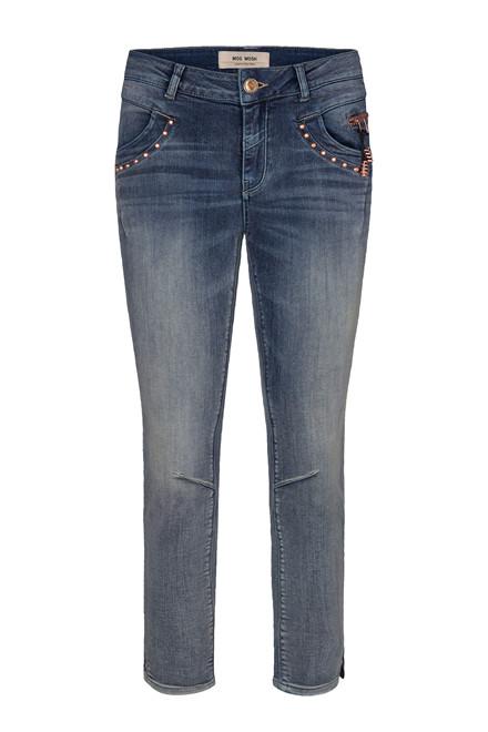 MOS MOSH Naomi Ida Troks Jeans 132430 Blue
