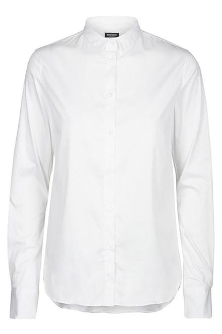 MOS MOSH Tilda Sustainable Shirt 131700 White