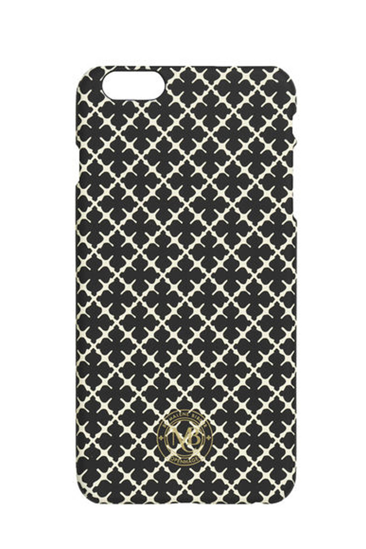 PAMSY6PL SORT HVID iphone cover fra By Malene Birger - Køb iphone cover  online her 45e962f1e00c2