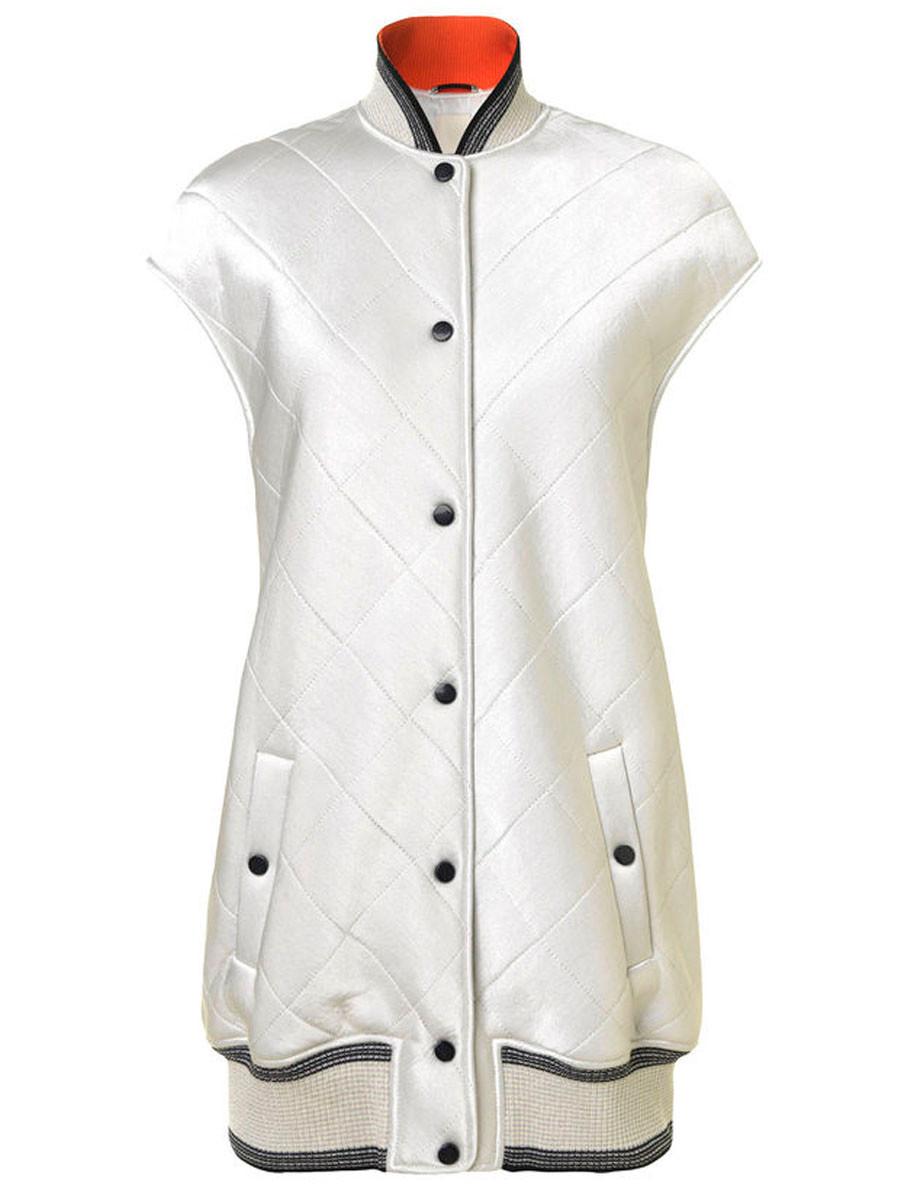 64bbedc3700 VEMBIA Q63850002 OFF WHITE jakke fra By Malene Birger - Køb jakke ...