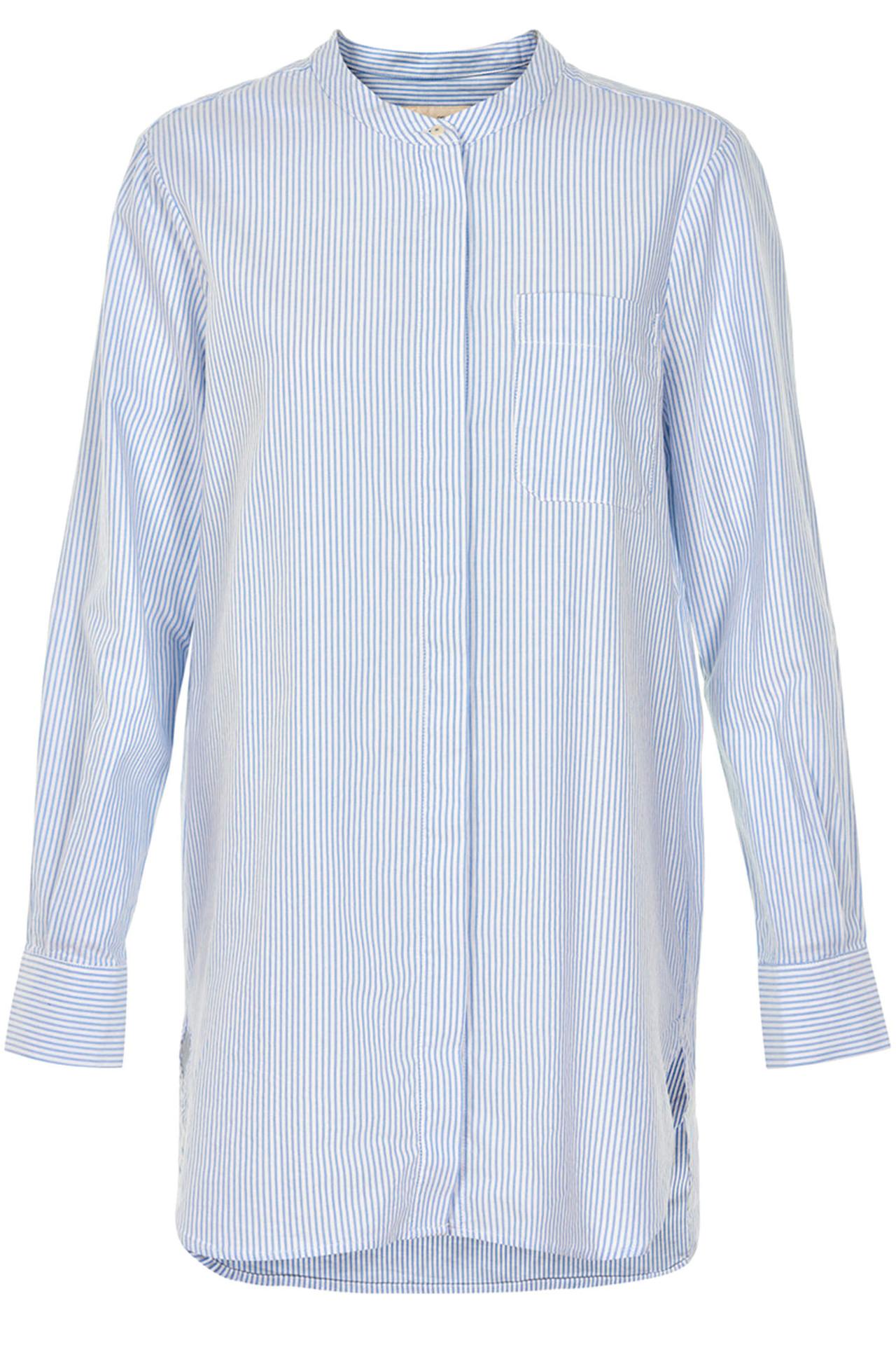 stribet skjorte