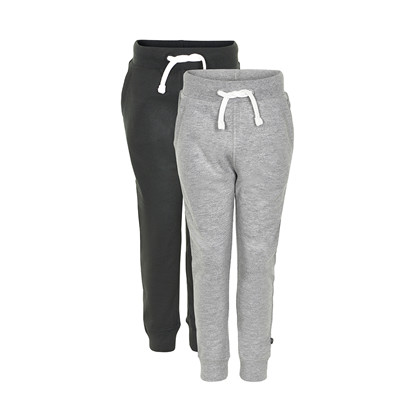 MINYMO BASIC SWEATPANTS 2-PAK 3936