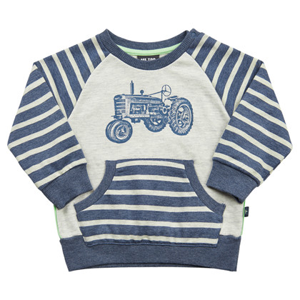 ME TOO 466 SWEAT PULLOVER 630466
