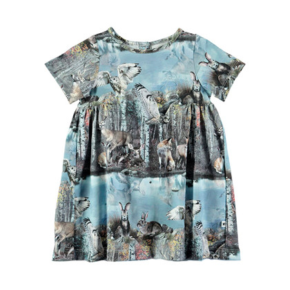 molo CALYPSO kjole 4W18E105