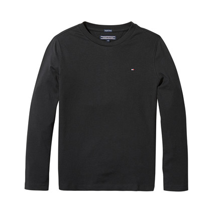 TOMMY HILFIGER BASIC T-SHIRT LS B