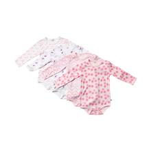 PIPPI BODYSTOCKING BABY 4-PAK 3819 LR