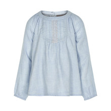 CREAMIE GRY BLUSE 820038