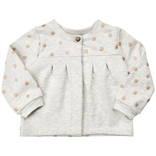 ME TOO 430 SWEAT CARDIGAN 620430