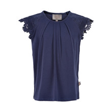 CREAMIE LACE T-SHIRT 820605 DB