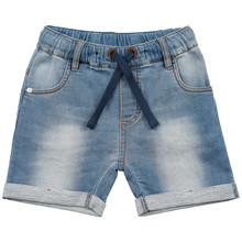 MINYMO SHORTS SWEAT DENIM 130848