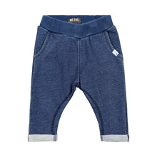 ME TOO PANTS INDIGO SWEAT 610505
