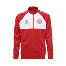 HUMMEL DBU FAN POLY ZIP JAKKE 203359
