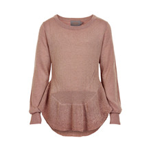 CREAMIE PULLOVER FRILL 820774