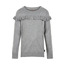 CREAMIE FRILL PULLOVER 820773