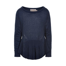CREAMIE PULLOVER FRILL 820774 N