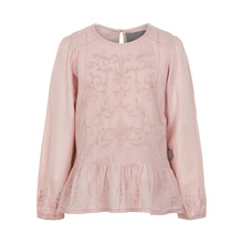CREAMIE EMBROIDERY BLUSE 820760 R
