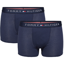 TOMMY HILFIGER BASIS TRUNK 2 PAK - Navy /Navy