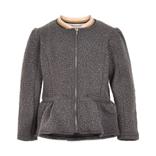 CREAMIE SWEAT JACKET 840020