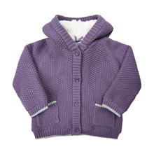 ME TOO TEDDY CARDIGAN KNIT 610570 C