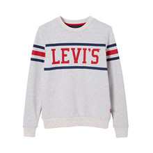 LEVIS SWEAT CREWRAY NM15067